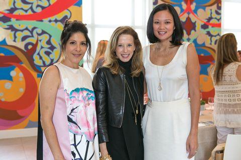 Yolanda Berkowitz, Monica Rich Kosann, Criselda Breene