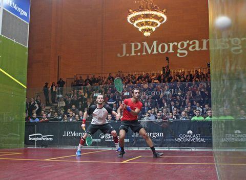 Tournament of Champions Squash Men's Final 2014