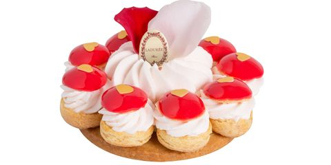 Food, Cuisine, Finger food, Dessert, Baked goods, Canapé, Recipe, Dish, Ingredient, Dairy,