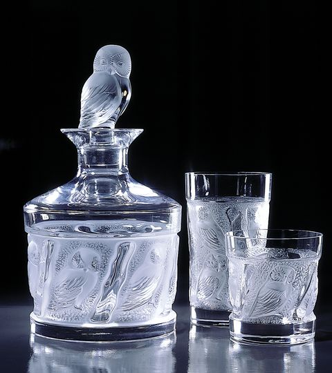 Lalique-Owl-Service--Decanter-and-Glasses-edit