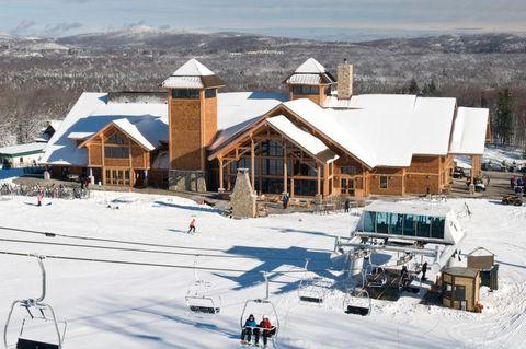 Hermitage Club Vermont