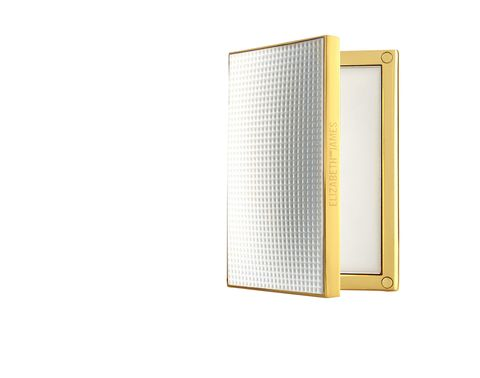 Product, Line, Rectangle, Mesh, Composite material, Metal, Home appliance, Silver, Automotive radiator part, Square,