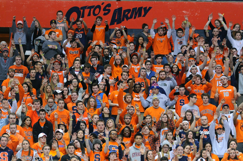 Syracuse University Mens Basketball Team Syracuse Post Season Ban