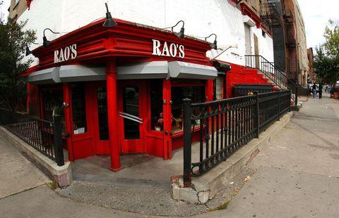 Rao's New York City
