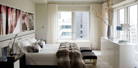 Room, Interior design, Floor, Wood, Flooring, Property, Textile, Wall, Bed, Home,