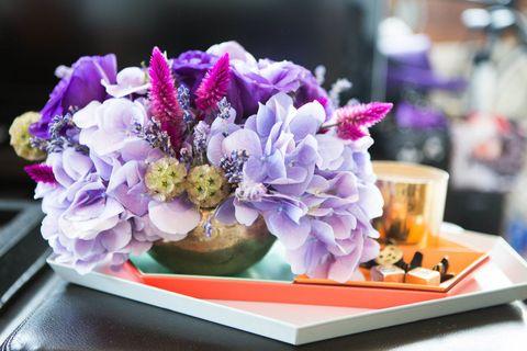 Petal, Flower, Purple, Violet, Lavender, Pink, Cut flowers, Bouquet, Floristry, Flower Arranging,