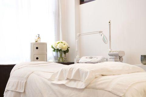 Room, Product, Bed, Bedding, Interior design, Textile, Bed sheet, Bedroom, Linens, Furniture,