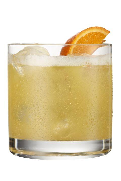 Liquid, Fluid, Drink, Alcoholic beverage, Classic cocktail, Cocktail, Tableware, Fruit, Citrus, Distilled beverage,