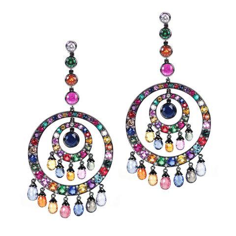 Magenta, Pink, Fashion accessory, Purple, Violet, Jewellery, Lavender, Body jewelry, Art, Circle,
