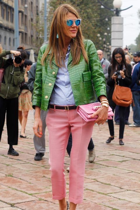 Why Pink And Green Is The Best Color Combination Ever