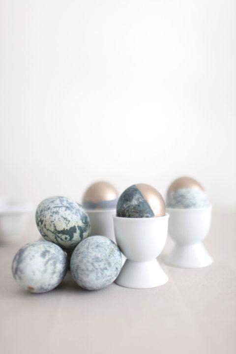 Ingredient, Egg, Egg, Oval, Collection, Easter egg, Still life photography, Easter, Silver, Serveware,