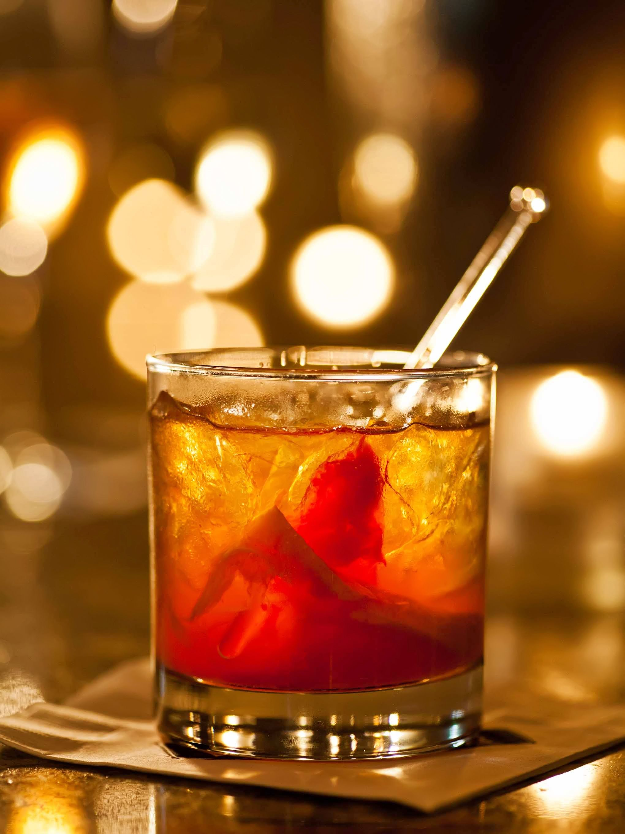 15 Old Fashioned Drink Recipes - New Old Fashioned Variation