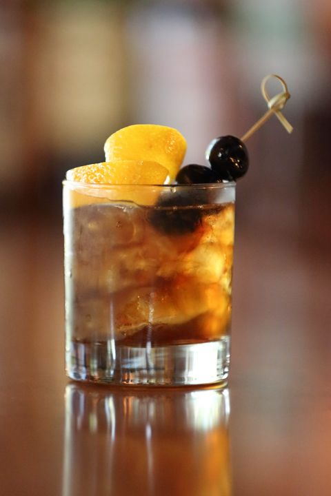 Ebbitt Room New Fashioned