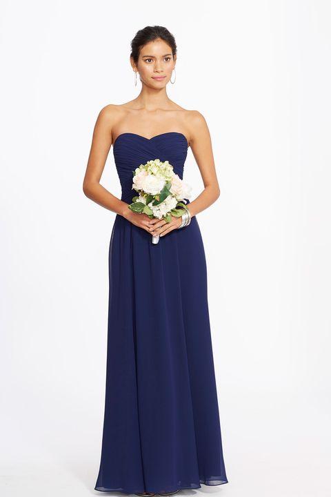 ea59a0750cd Lauren Ralph Lauren New Wedding Collection - Modern Bridesmaid ...