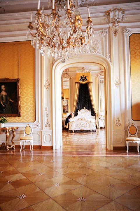 The Hotel Imperial in Vienna, Austria