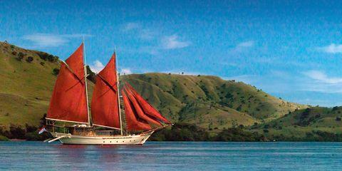 The Si Datu Bua cruise ship