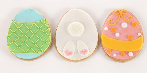 Pattern, Ingredient, Circle, Peach, Baked goods, Finger food,