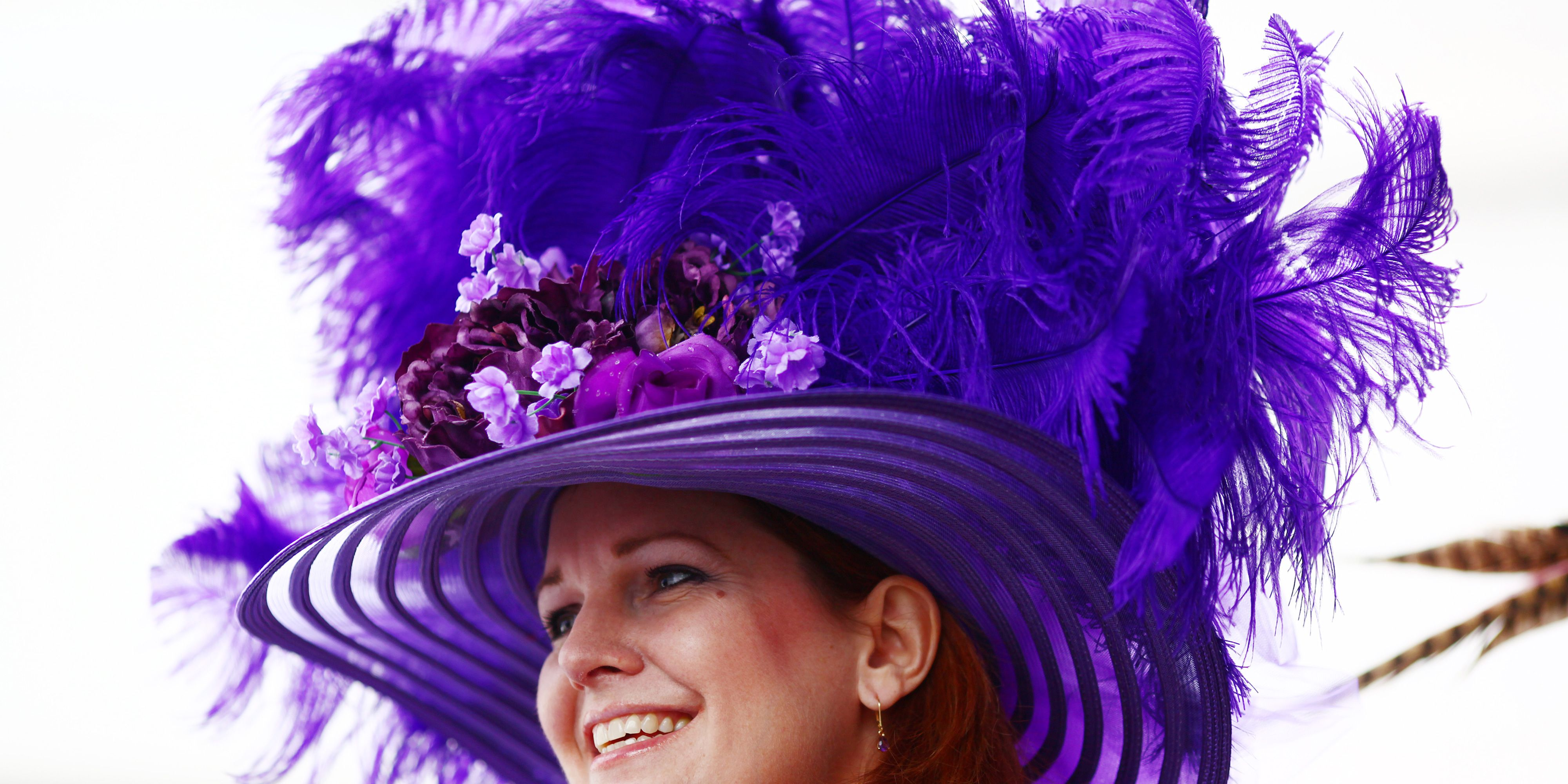 04628e0b3ad The 18 Most Absurd Kentucky Derby Hats Of All Time
