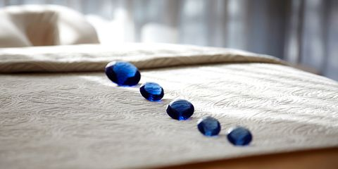 Blue, Jewellery, Natural material, Aqua, Electric blue, Teal, Fashion accessory, Cobalt blue, Azure, Turquoise,