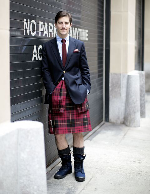 style exchange dress kilt