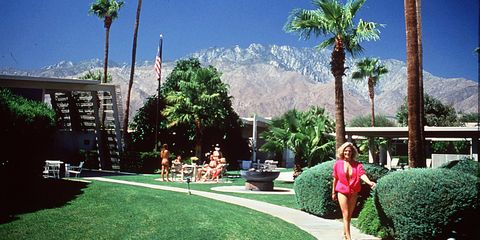 10 Photos Of Palm Springs California Vintage Photos Of