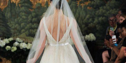 Bridal veil, Veil, Bridal clothing, Dress, Wedding dress, Bridal accessory, Gown, Bride, Marriage, Tradition,