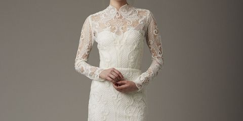 Clothing, Sleeve, Dress, Shoulder, Bridal clothing, Textile, Photograph, Joint, Standing, Gown,