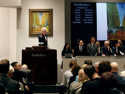 Sotheby's Impressionist and Modern Art Evening Sale May 2015