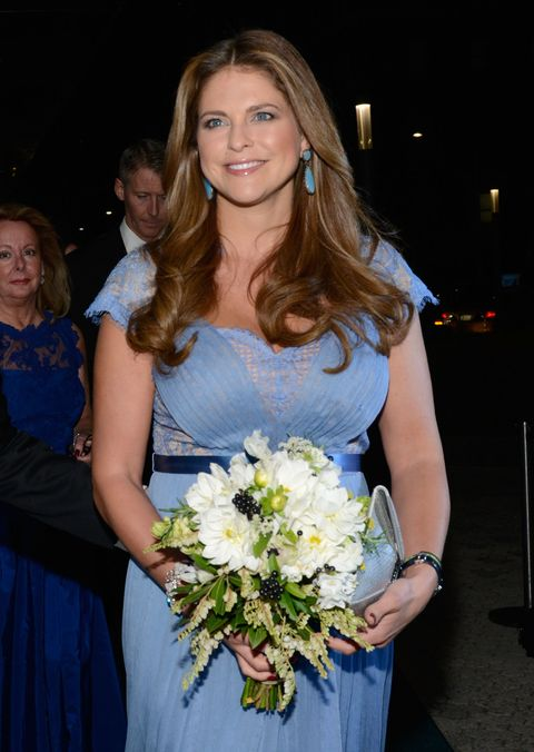 NEW YORK, NY - OCTOBER 23:  Princess Madeleine of Sweden attends the 2013 New York Green Summit and Royal Gala award dinner at Apella on October 23, 2013 in New York City.  (Photo by Vanessa Marisak/Getty Images)