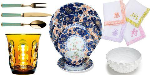 Dishware, Serveware, Kitchen utensil, Porcelain, Lighting accessory, Ceramic, Home accessories, Cutlery, Creative arts, Paper product,
