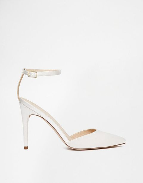 "Asos Prompt High Heels, $68; <a href=""http://us.asos.com/ASOS-PROMPT-High-Heels/15jcre/?iid=4853410&amp;cid=4172&amp;Rf-200=25,3,20,12,26,5,16,11&amp;sh=0&amp;pge=0&amp;pgesize=204&amp;sort=-1&amp;clr=Ivory&amp;totalstyles=629&amp;gridsize=3&amp;mporgp=L0FTT1MvQVNPUy1QUk9NUFQtSGlnaC1IZWVscy9Qcm9kLw.."">asos.com</a>   <!--EndFragment-->"