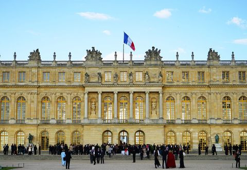 Martell at Versailles