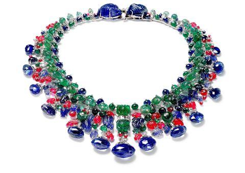 Blue, Jewellery, Cobalt blue, Circle, Body jewelry, Creative arts, Craft, Natural material, Ball, Bead,