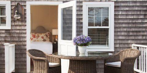 Flowerpot, Interior design, Wall, Furniture, Lavender, Purple, Interior design, Fixture, Home, House,