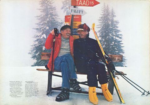 Winter, Snow, Ski pole, Winter sport, Ski Equipment, Evergreen, Ice cap, Conifer, Camera accessory, Ski,