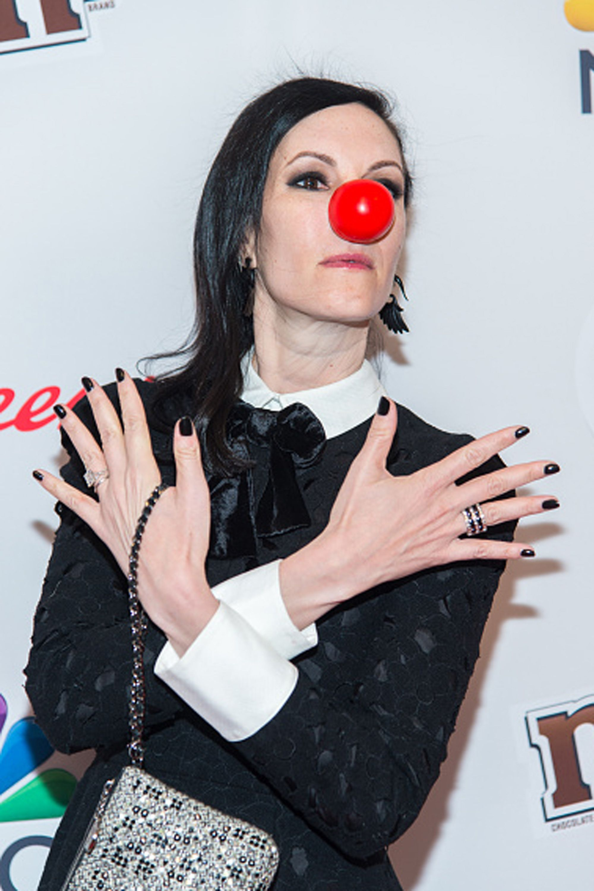 NEW YORK, NY - MAY 21:  Actress/Writer Jill Kargman attends the 2015 Red Nose Day Charity Event at the Hammerstein Ballroom on May 21, 2015 in New York City.  (Photo by Mark Sagliocco/Getty Images)