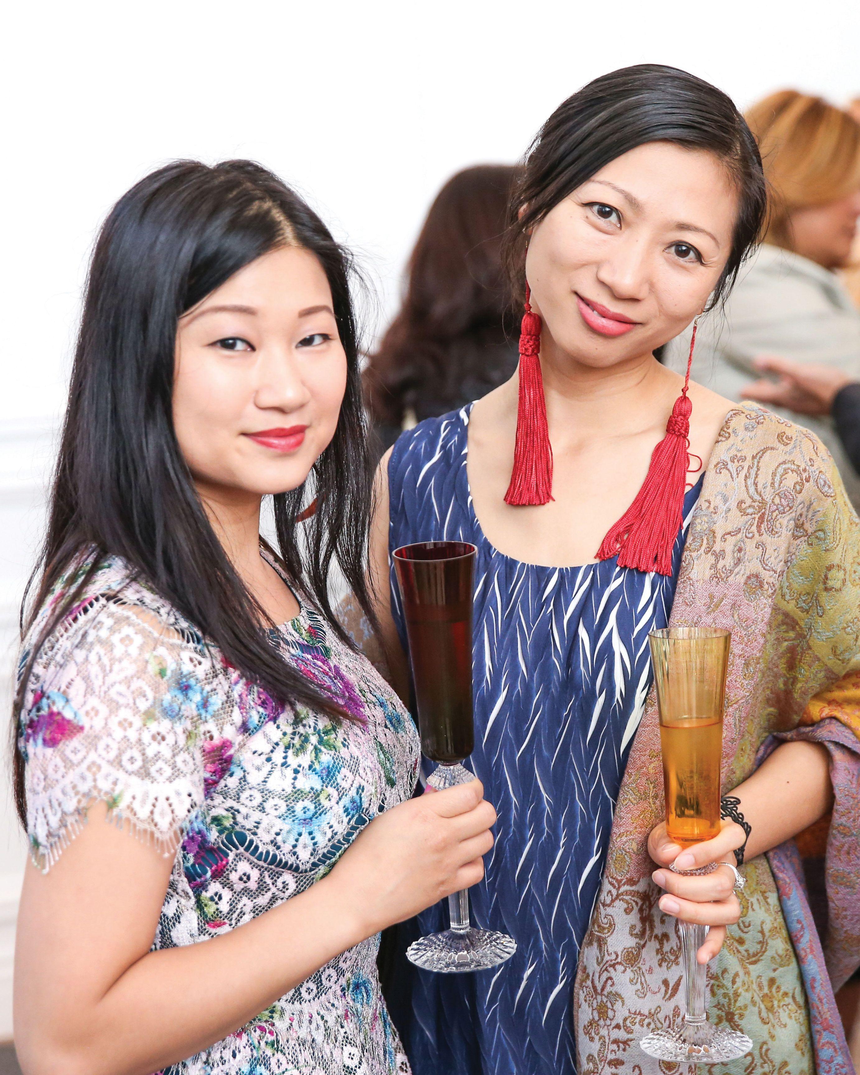 August 2015, Inner Circle, Xiao Li Tan, O Zhang