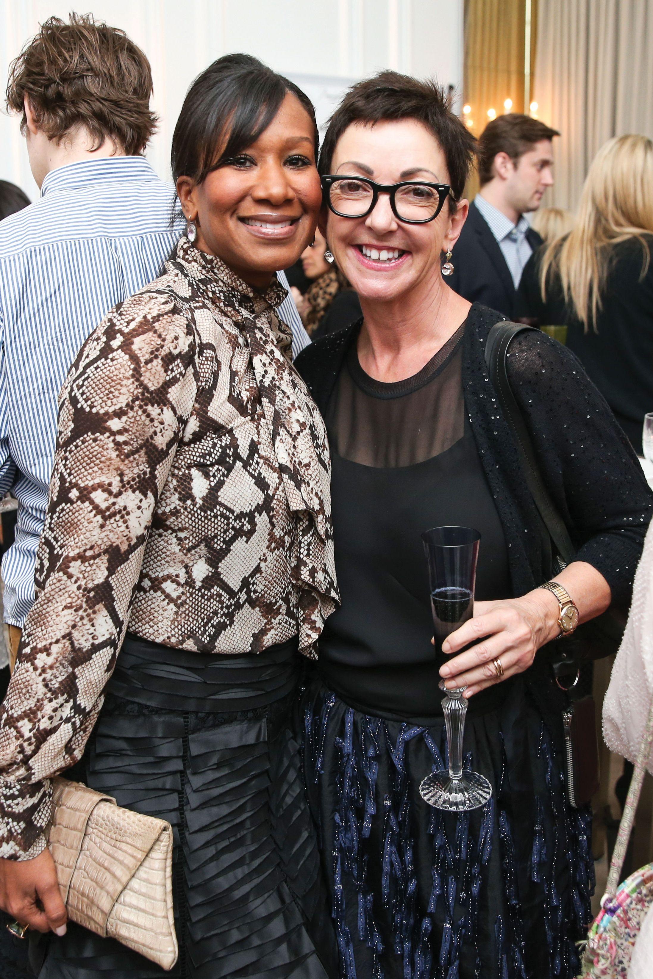 Ambassador Nicole Avant, Jane Wurwand, August 2015, Inner Circle