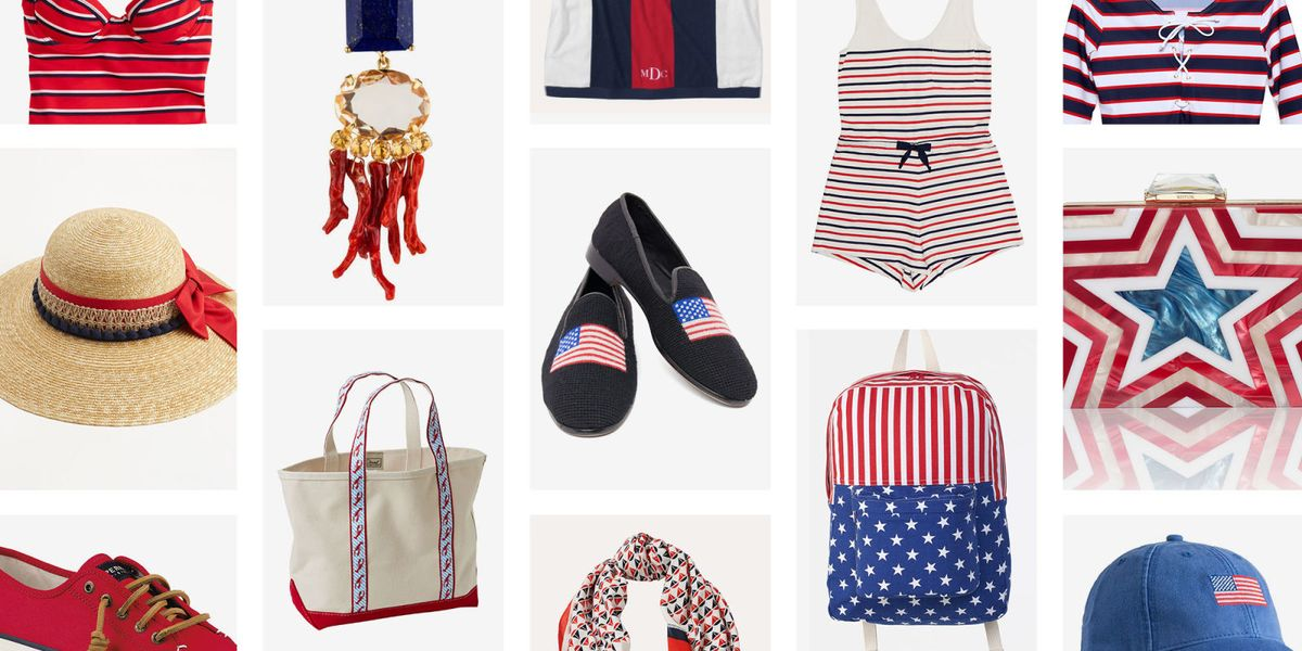 Patriotic Womens Clothing American Flag Clothing