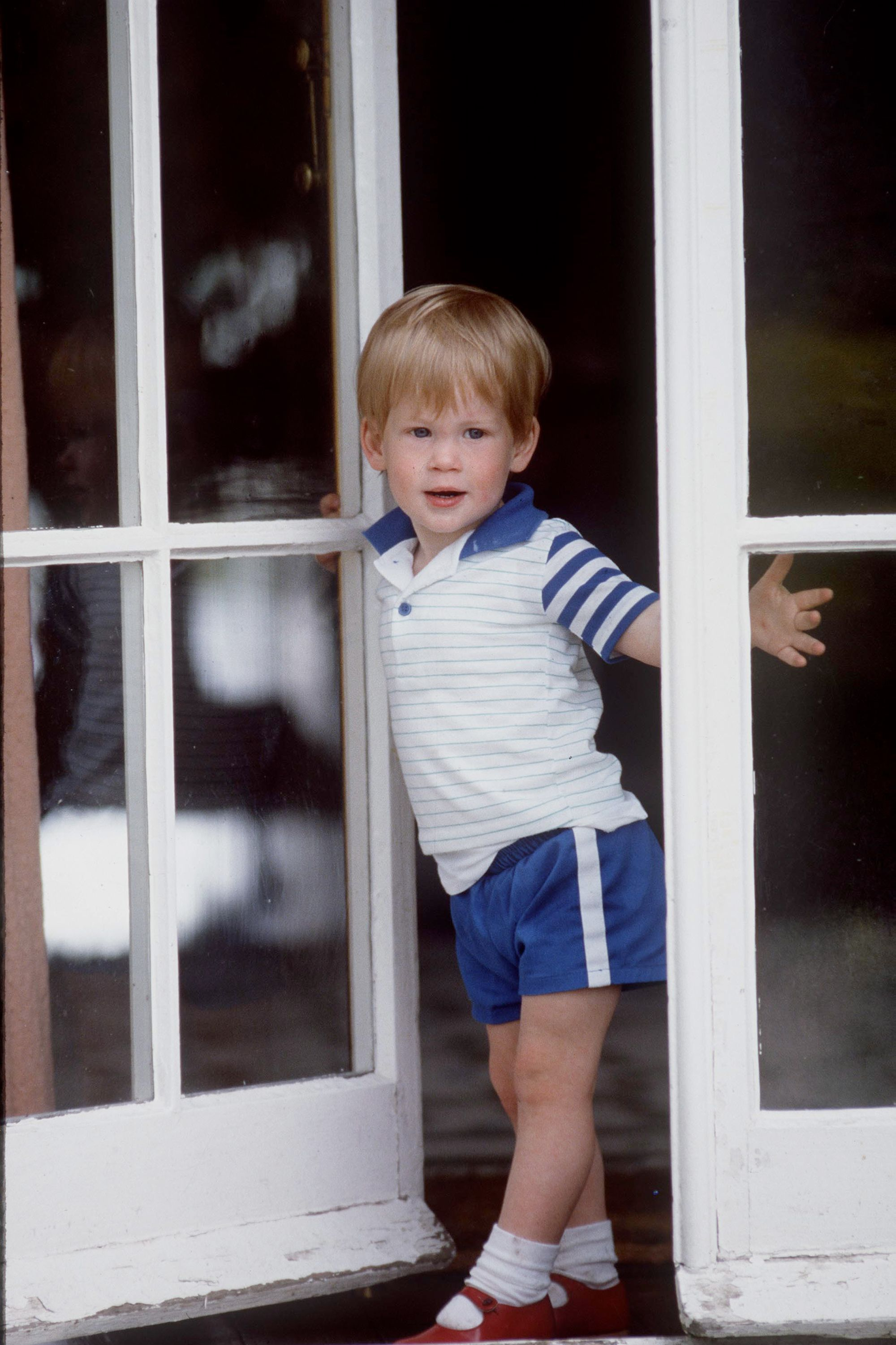 prince william and prince harry s childhood in photos prince william and prince harry s