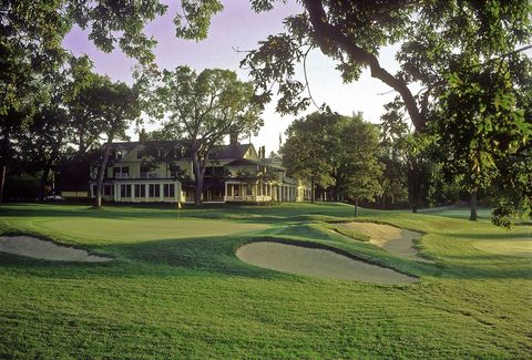 The Country Club, in Brookline Massachusetts