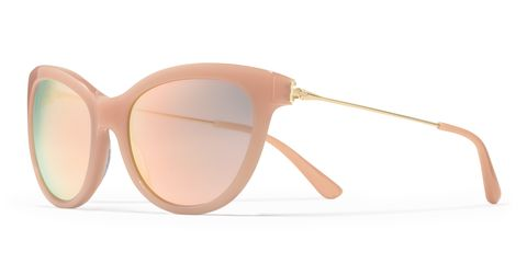 Eyewear, Vision care, Product, Brown, Peach, Personal protective equipment, Orange, Glass, Pink, Line,