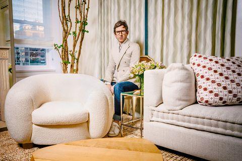 Interior design, Room, Living room, Furniture, Interior design, Couch, Home, Curtain, Comfort, Window treatment,