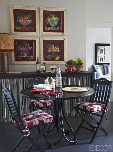 Room, Furniture, Table, Picture frame, Interior design, Bottle, Chair, Drink, Drinkware, Interior design,