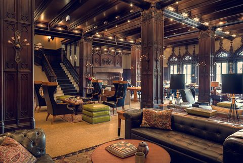 Chicago Athletic Association Hotel Photos Of The Chicago Athletic