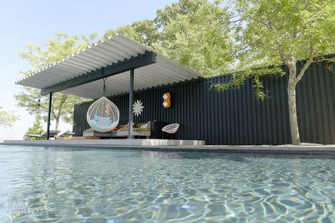 Simon Doonan and Jonathan Adler Shelter Island House
