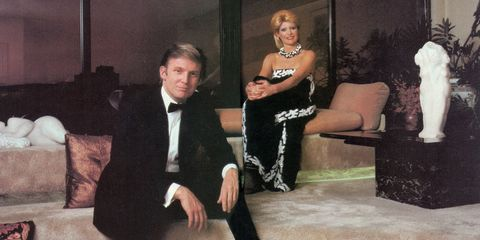 803983278 1983 Donald Trump Profile - Interview About Donald 80s Trump Real Estate
