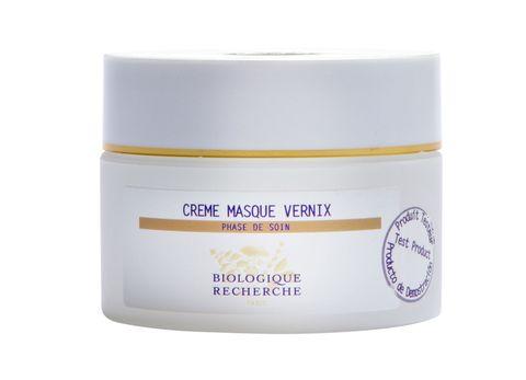 """<p>Creme Masque Vernix—$179, <a href=""""http://www.biologique-recherche.com/"""">Biologique Recherche</a></p>"""