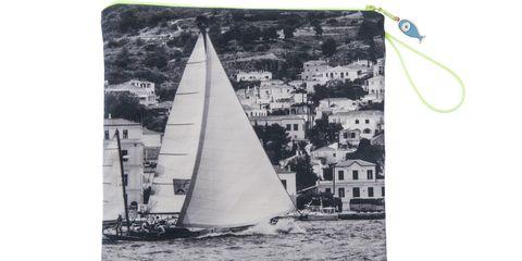 Photograph, Sail, Watercraft, Facade, Boat, Town, Landmark, Monochrome photography, Sailboat, Sailing,
