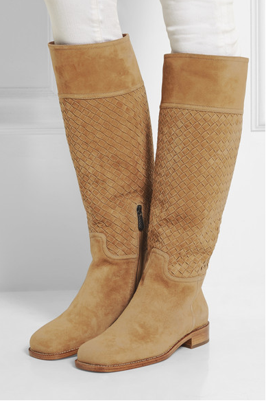 Brown, Boot, Khaki, Tan, Riding boot, Beige, Fawn, High heels, Leather, Foot,